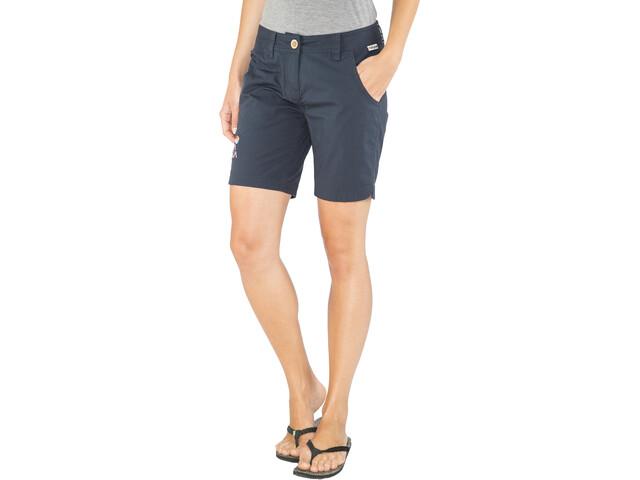 Maloja BettinaM. Naiset Lyhyet housut , sininen